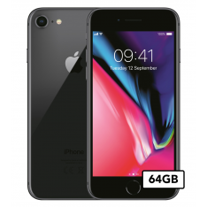 Apple iPhone 8 - 64GB - Zwart